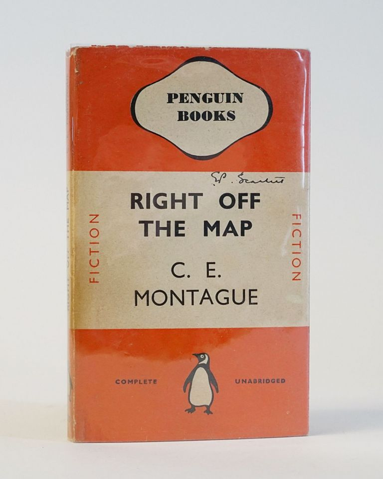 Right off the Map. C. E. Montague.
