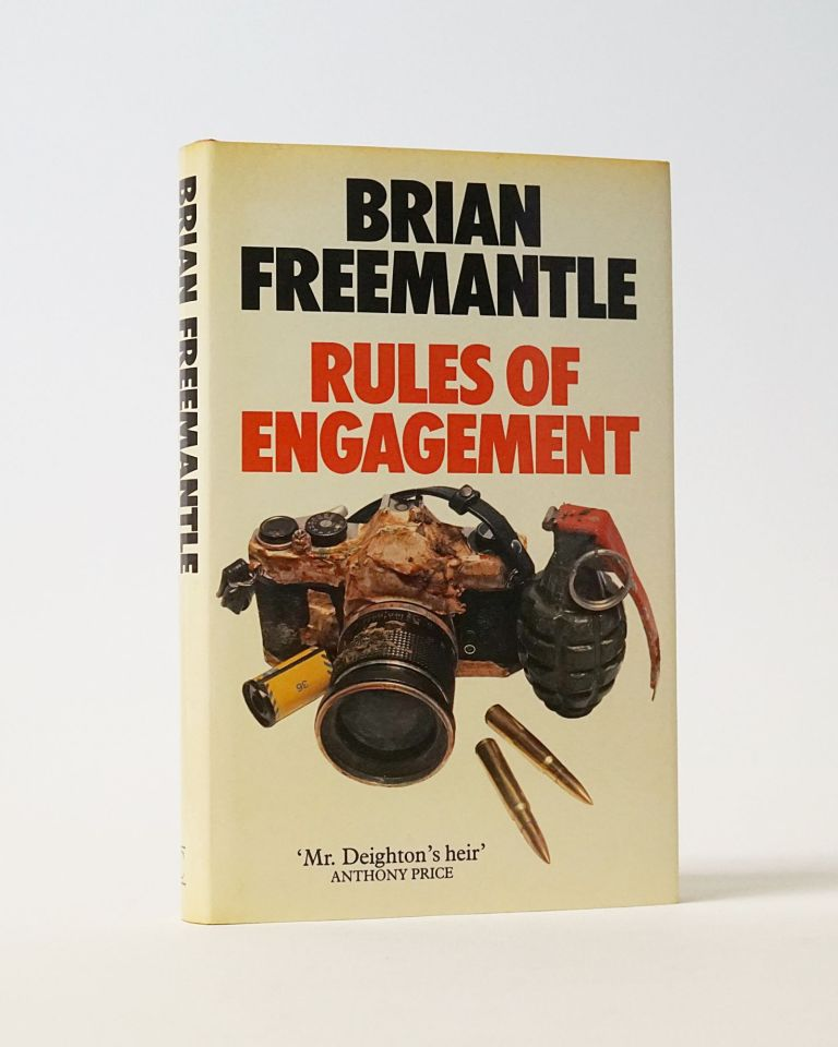 Rules of Engagement. Brian Freemantle.