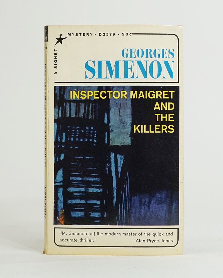 Inspector Maigret and the Killers. Georges Simenon.