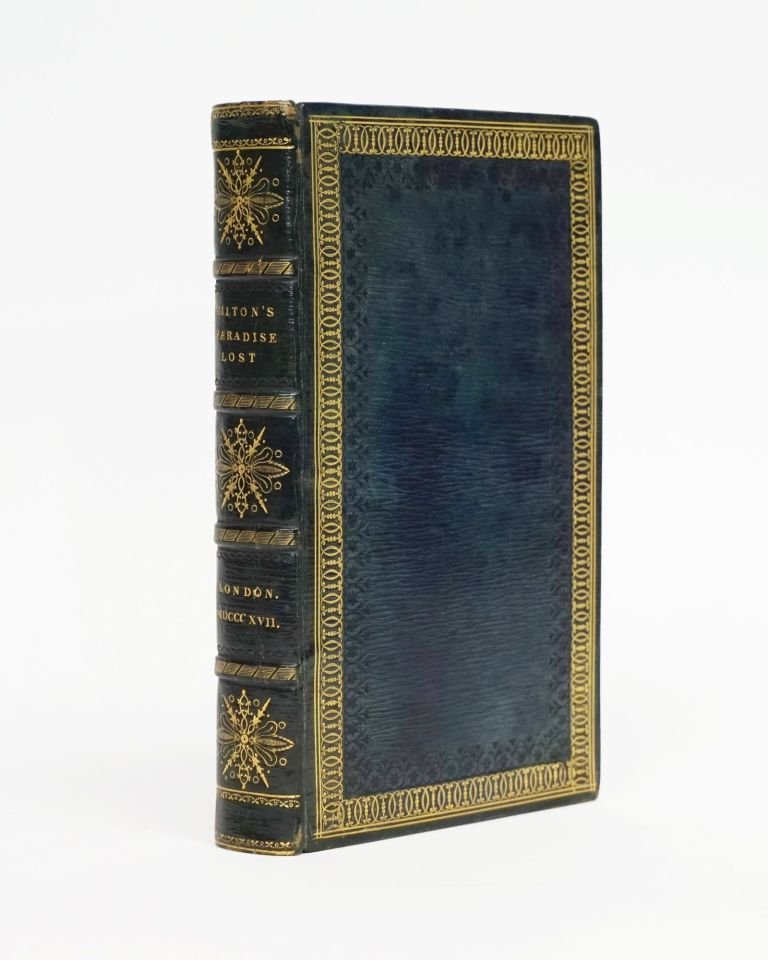 Paradise Lost, by John Milton. To Which are Prefixed, The Life of the Author; and A Criticim on the Poem, By Samuel Johnson. John Milton, Samuel Johnson.