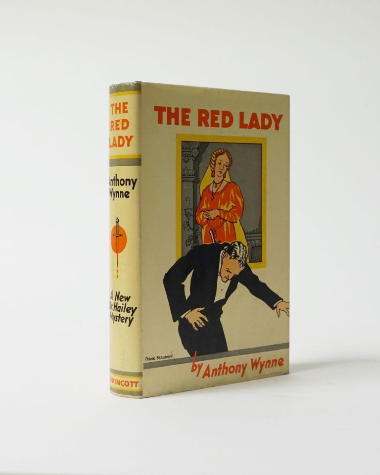 The Red Lady (The Holbein Mystery). Anthony Wynne.