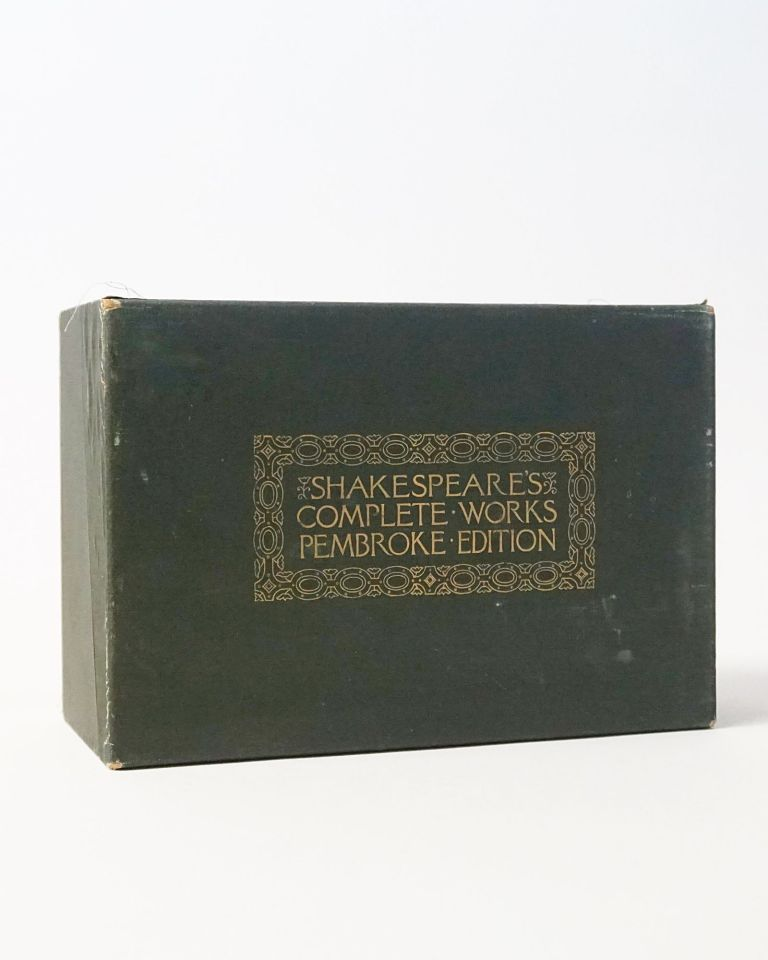 The Complete Works of Shakespeare (12 Volumes in Box). William Shakespeare, Charlotte Porter, Helen A. Clarke.