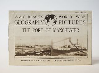A.& C. Black's World-Wide Geography Pictures: The Port of Manchester. Robert J. Finch