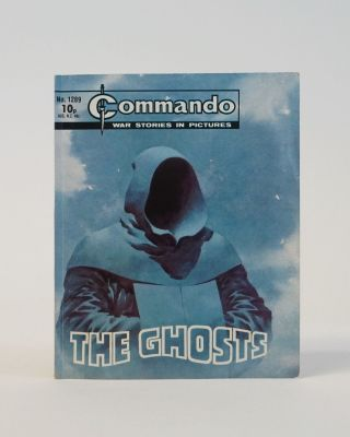 Commando: War Stories in Pictures: The Ghosts
