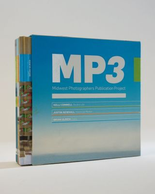 MP3. Midwest Photographers Publication Project. Justin Newhall, Brian Ulrich, Kelli Connell