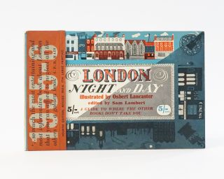London Night and Day. Illustrated by Osbert Lancaster. Sam Lambert