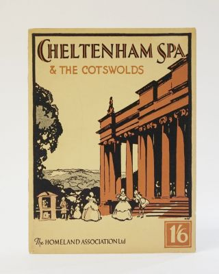 Cheltenham Spa and The Cotswolds. J. Dixon-Scott