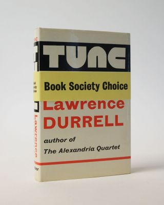 Tunc. LAWRENCE DURRELL