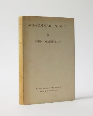 Midsummer Night and other Tales in Verse. John Masefield