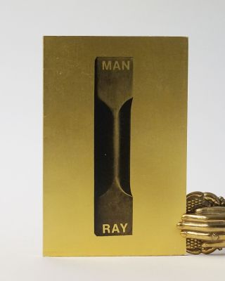 Man Ray. Objets de mon affection. Man Ray