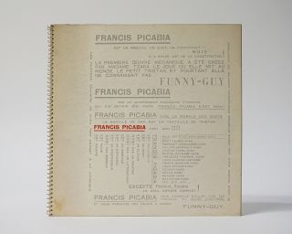 Francis Picabia. Ronald Hunt, intr