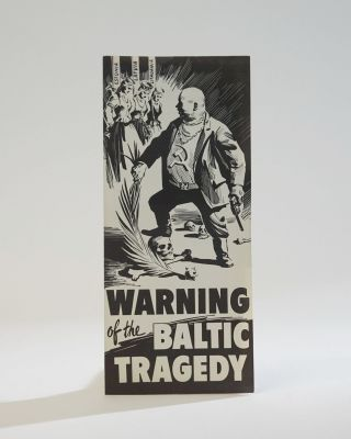 Warning of the Baltic Tragedy