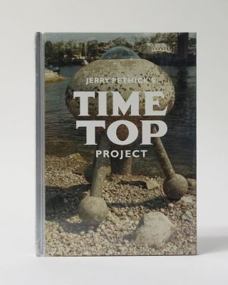 Jerry Pethick's Time Top Project. Scott Watson, Jerry Pethick, Concord Pacific Group