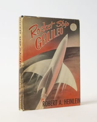 Rocket Ship Galileo. Robert Heinlein