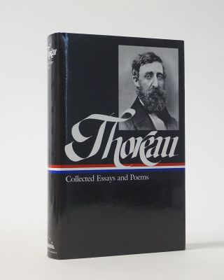 Collected Essays and Poems. Henry David Thoreau