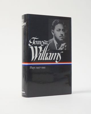 Plays 1937-1955. Tennessee Williams