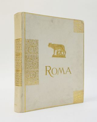 Roma. Ricordo di Roma. Photograph Album of Roman Antiquities. E. Andersen, Anderson