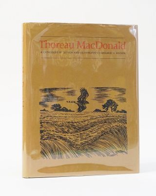 Thoreau MacDonald: a Catalogue of Design and Illustration. Margaret E. Edison