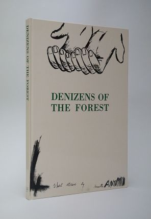 Denizens of the Forest: Short Stories by Brunella Antomarini (Signed by Both). Brunella...