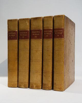 The Works. In Five Volumes