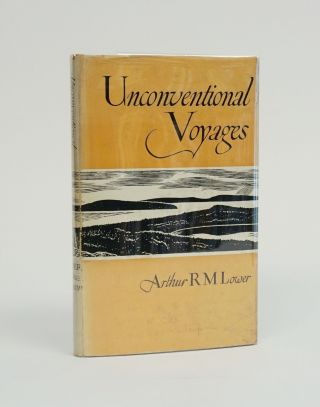 Unconventional Voyages (Thoreau MacDonald Inscription Crediting Himself for Jacket Art and...