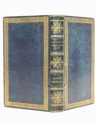 Paradise Lost, by John Milton. To Which are Prefixed, The Life of the Author; and A Criticim on the Poem, By Samuel Johnson.
