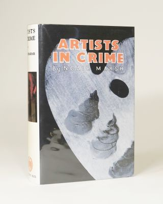 Artists in Crime. Ngaio Marsh