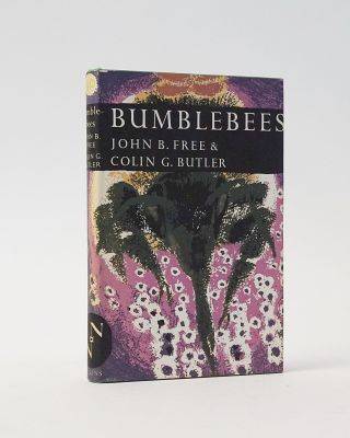 Bumblebees (The New Naturalist). John B. Free, Colin G. Butler