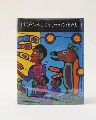 Norval Morrisseau. Return to the House of Invention. Norval Morrisseau