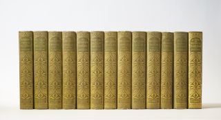 Francis Parkman's Works. (New Library Edition) With 'A Life of Francis Parkman'. 13 Volumes....