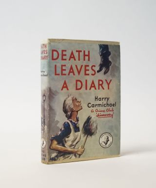 Death Leaves a Diary. Harry Carmichael