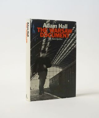 The Warsaw Document. Adam Hall