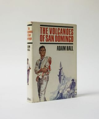 The Volcanoes of San Domingo. Adam Hall