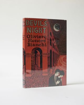 Devil's Night. Oliviero Honore Bianchi