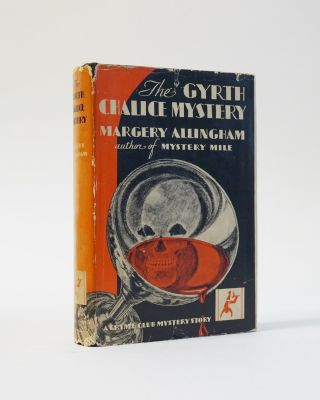 The Gyrth Chalice Mystery. Margery Allingham