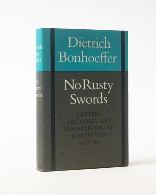 No Rusty Swords. Letters, Lectures and Notes 1928-1936. From the Collected Works. Volume 1....