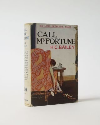 Call Mr. Fortune. H. C. Bailey