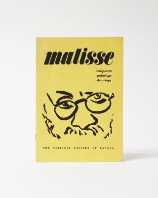 Henri Matisse. Sculptures, Paintings, Drawings. Jean Cassou, intro