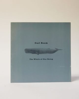 Carl Beam: The Whale of Our Being. Joan Murray