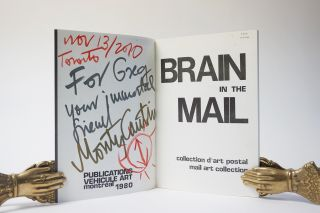 Brain in the Mail: collection d'art postal/Mail Art Collection