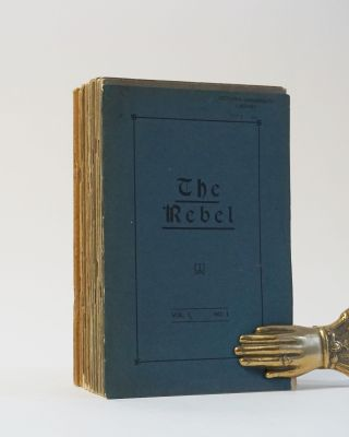 The Rebel (Vol. 1-4). Total of 20 magazines; entire publishing run of The Rebel