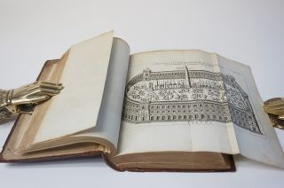 Rome Antiquae Notitia: Or, The Antiquities of Rome. In Two Parts...With Copper Cuts of the Principal Buildings, &c.