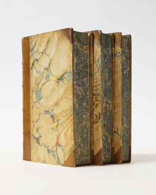 The Poetical Works of S. T. Coleridge, Including the Dramas of Wallenstein, Remorse, and Zapoly. In Three Volumes